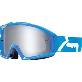 Fox Main Race goggles blauw